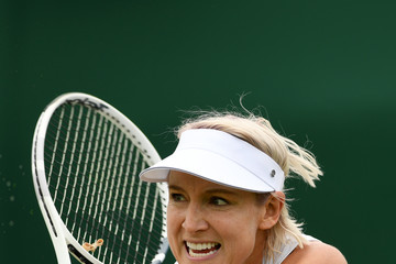 Bethanie Mattek-Sands Day Two: The Championships - Wimbledon 2017