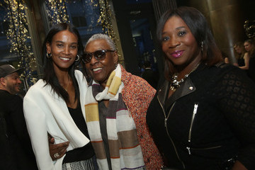 Bethann Hardison David Yurman With Liya Kebede Hosts an In-Store Event to Benefit the Liya Kebede Foundation In New York, NY