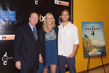 Bethany Hamilton Kurt Miller 'The Current' Premieres in NYC