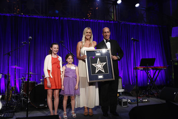 Bethany Hamilton Celebs at the Make-A-Wish Metro Gala