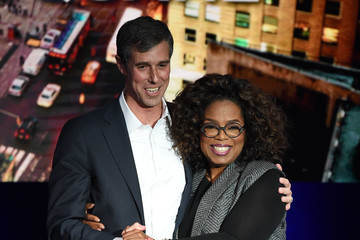 Beto O'Rourke Oprah's SuperSoul Conversations