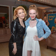 Renee Olstead and Larsen Thompson Photos
