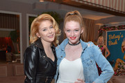 Renee Olstead and Larsen Thompson Photos Photo