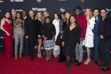 Betsy Beers 300th Episode Celebration for ABC's 'Grey's Anatomy' - Arrivals