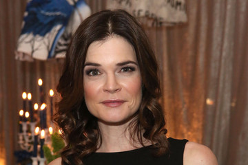 Betsy Brandt alice + olivia Melrose Avenue Store Opening