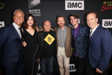 Betsy Brandt Dean Norris AMC At Comic Con 2018 - Day 1