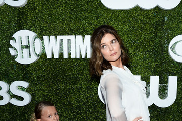 Betsy Brandt CBS, CW, Showtime Summer TCA Party - Arrivals