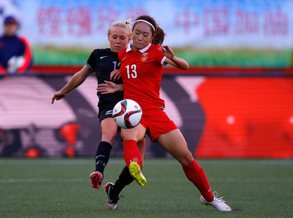 China PR v New Zealand: Group A - FIFA Women's World Cup 2015