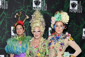 Bette Midler Sophie von Haselberg Bette Midler's 2017 Hulaween Event Benefiting The New York Restoration Project - Arrivals