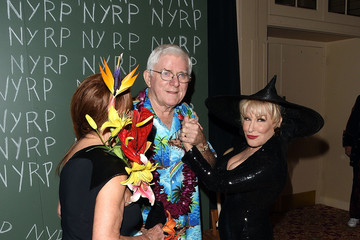 Bette Midler 2014 Hulaween Gala Benefiting New York Restoration Project