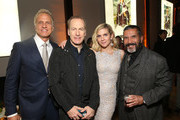 """Patrick Fabian, Bob Odenkirk, Rhea Seehorn and Steven Michael Quezada attend the Premiere of AMC's """"Better Call Saul"""" Season 5 After Party on February 05, 2020 in Los Angeles, California."""