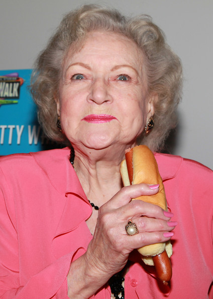 Naked pics of bettywhite