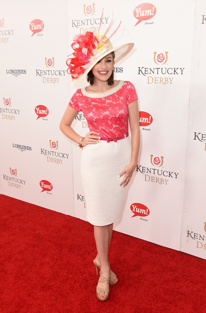 betty cantrell, miss america 2016. - Página 7 Betty+Cantrell+142nd+Kentucky+Derby+Arrivals+9xC_Q5PstGkx
