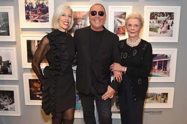 Celebration for Michael Kors' 35th Anniversary and the New Book 'Slim Aarons: Women'