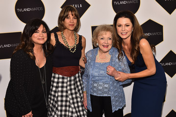 Betty White 2015 TV Land Awards - Backstage
