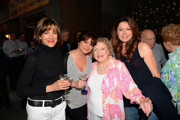 Betty White 'Hot in Cleveland' Afterparty in Studio City