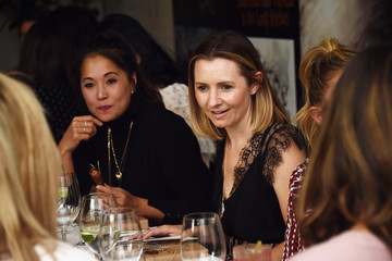 Beverley Mitchell The Millennial Mammas Hosts Luncheon Celebrating New Book 'Archibald Finch And The Lost Witches'