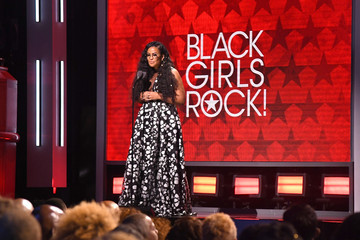 Beverly Bond Black Girls Rock! 2017 - Backstage & Audience