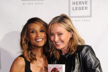 Beverly Johnson Herve Leger By Max Azria - Backstage - Spring 2016 New York Fashion Week: The Shows