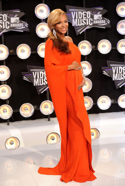 Beyonce Knowles - 2011 MTV Video Music Awards - Arrivals