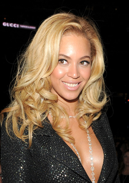 Beyonce Knowles Singer Beyonce attends The 53rd Annual GRAMMY Awards held at Staples Center on February 13, 2011 in Los Angeles, California.