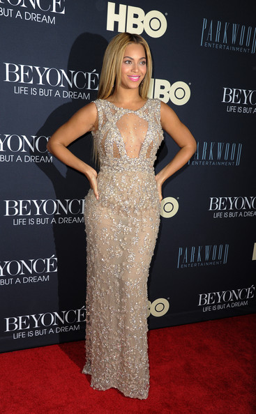 """Beyonce Knowles - """"Beyonce: Life Is But A Dream"""" New York Premiere - Arrivals"""