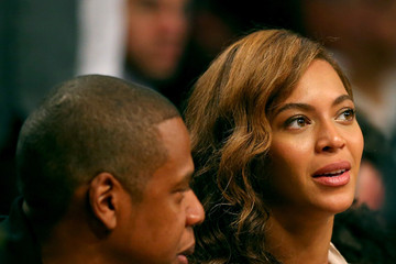 Beyonce Knowles Miami Heat v Brooklyn Nets - Game Three