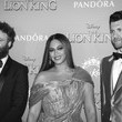 Beyonce Knowles-Carter European Premiere Of Disney's 'The Lion King'