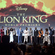 Beyonce Knowles-Carter The World Premiere Of Disney's 'The Lion King'
