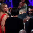 """Beyonce Knowles Pre-GRAMMY Gala and GRAMMY Salute to Industry Icons Honoring Sean """"Diddy"""" Combs - Show"""
