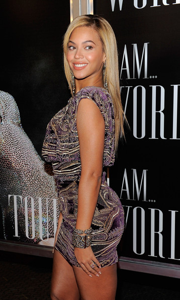 "Beyonce Knowles - ""I AM...World Tour"" New York Screening"