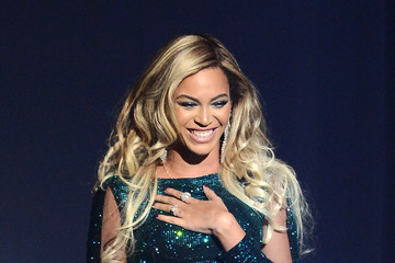 Beyonce Knowles The BRIT Awards 2014 - Show