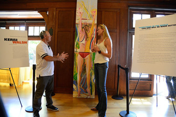 Greg Welch Beyond Reason With Kerri Walsh