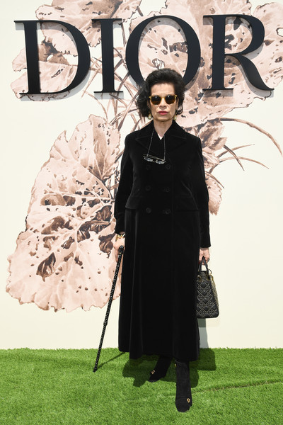 Christian Dior: Photocall - Paris Fashion Week - Haute Couture Fall/Winter 2017-2018