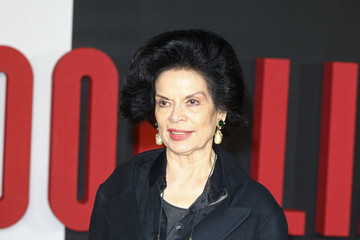 "Bianca Jagger ""The Good Liar"" World Premiere - Red Carpet Arrivals"