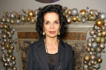 Bianca Jagger The Fashion Awards Swarovski Welcome Dinner