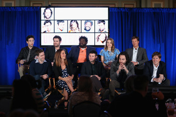 Bianca Kajlich Winter TCA Tour: Day 10