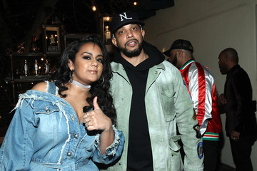Bibi Bourelly Def Jam Toasts The Grammys at the Private Residence of Jonas Tahlin, CEO Absolut Elyx