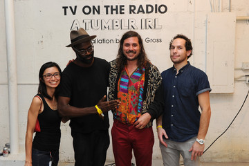 Bich Ngoc Cao Tumblr IRL With TV OnThe Radio At Art Basel Miami