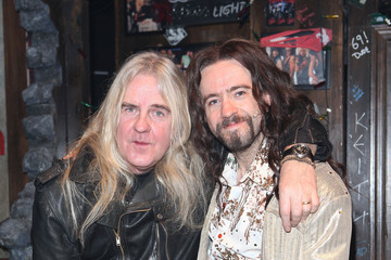 Biff Byford Biff Byford Goes Backstage At Rock Of Ages