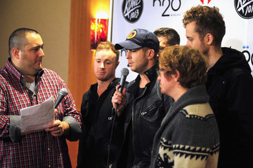 Big D Backstage at 101.3 KDWB's Jingle Ball
