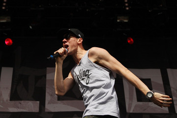 Hilltop Hoods Big Day Out 2012 - Gold Coast