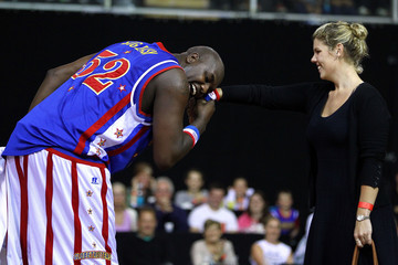 Big Easy New Zealand v Harlem Globetrotters