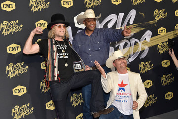Big Kenny 2018 CMT Music Awards - Arrivals