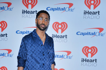 Big Sean 2017 iHeartRadio Music Festival - Night 2 - Red Carpet