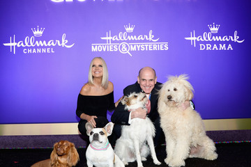 Bill Abbott Hallmark Channel and Hallmark Movies and Mysteries Winter 2018 TCA Press Tour - Inside