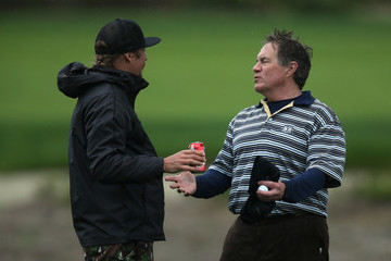 Bill Belichick AT&T Pebble Beach National Pro-Am: Round 2