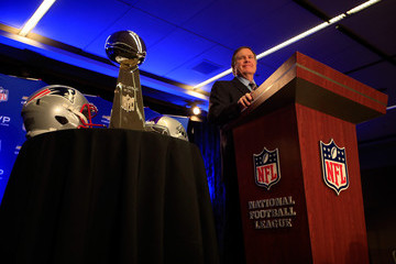 Bill Belichick Super Bowl XLIX Winning Team Press Conference