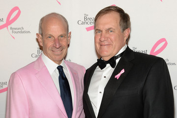 Bill Belichick Arrivals at the Hot Pink Party