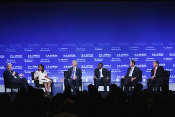 Bill Clinton Africa Leaders Summit Continues